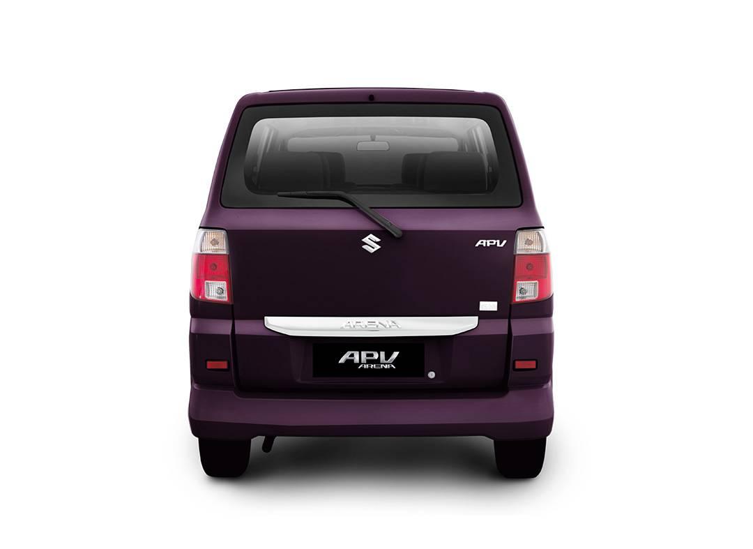 New APV GX M/T full