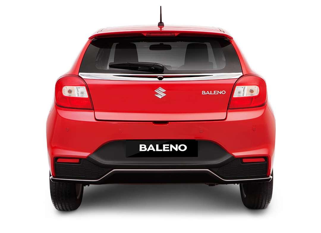 New Baleno M/T full