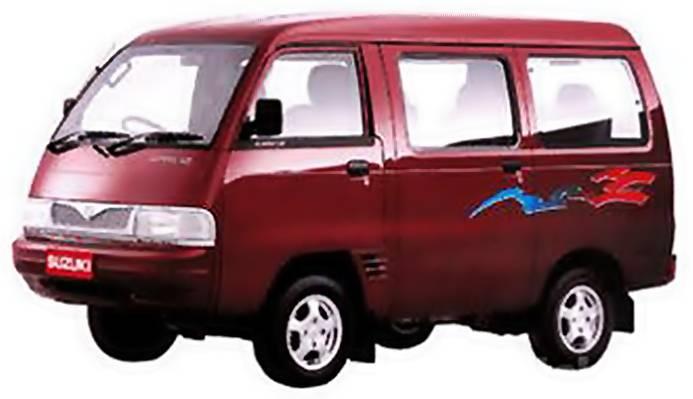 Carry Futura Realvan full
