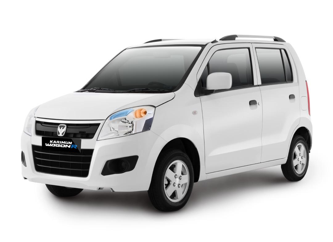 Karimun Wagon R GL A/T full