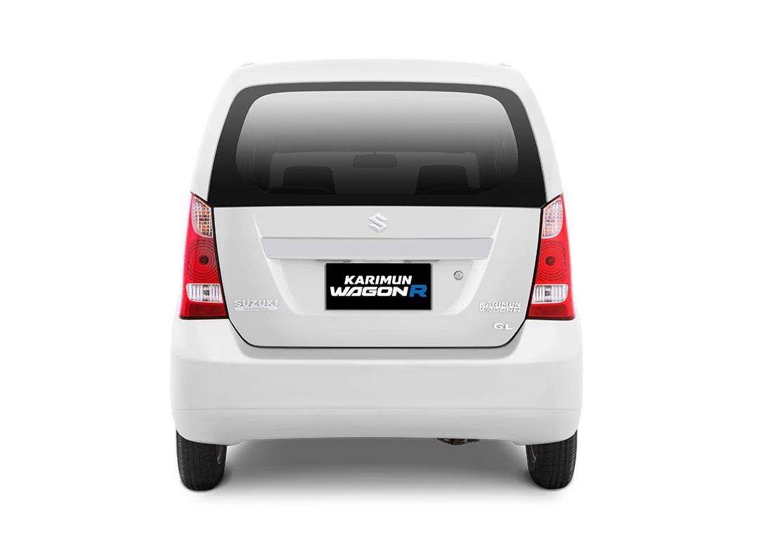 Karimun Wagon R GL M/T full