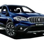 New SX4 S-Cross A/T full