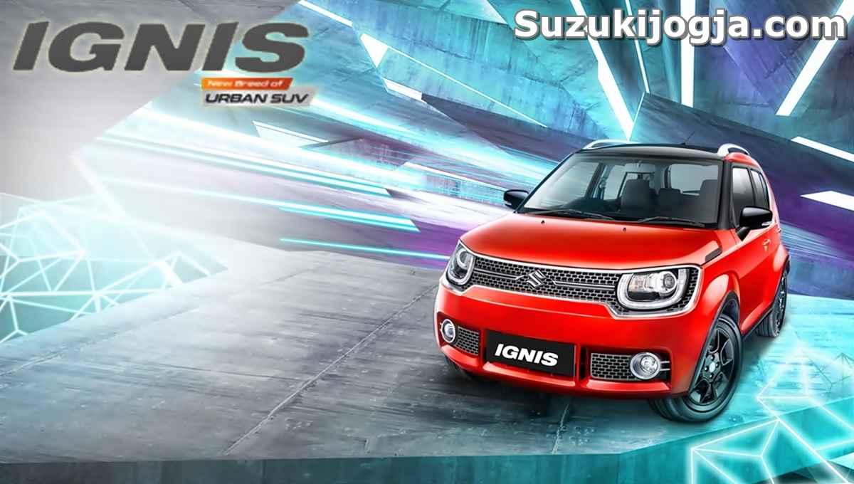 Harga Ignis Jogja 2018 Suzuki Sumber Baru Mobil