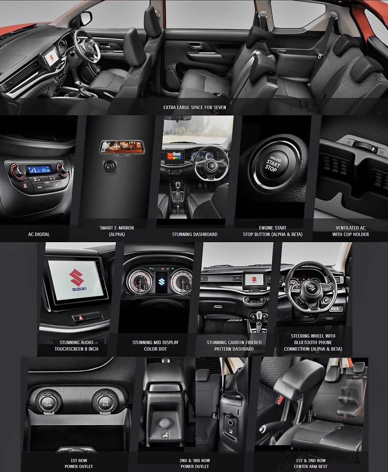 Xl7 Suzuki Sumber Baru Mobil