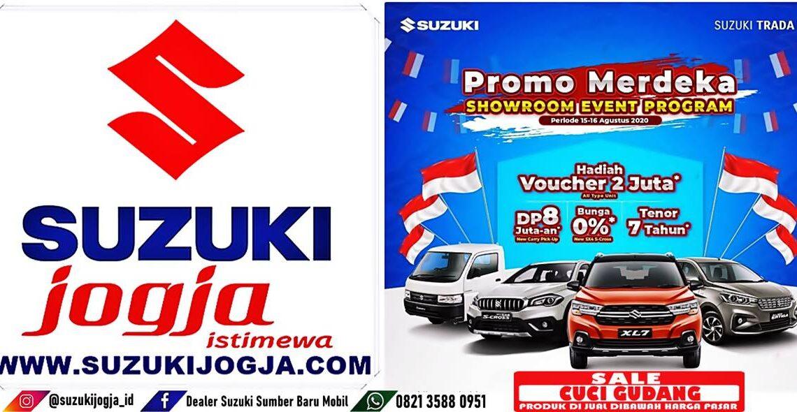 Diskon Suzuki Sumber Baru Mobil